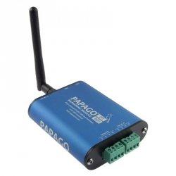 Moduł pomiarowy internetowy dwukanałowy Papouch 2PT_WIFI PAPAGO zasilanie PoE Modbus TCP, WIFI, IP