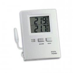 Termometr elektroniczny TFA 30.1012 z zewnętrznym czujnikiem przewodowym