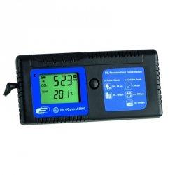 Stacja kontroli jakości powietrza TFA 31.5000 AirCO2ntrol 3000 wewnętrzna wskaźnik stężenia CO2