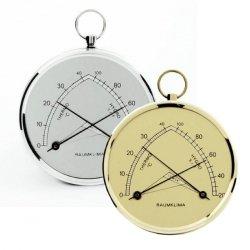 Termohigrometr tradycyjny Aroja 140151 czujnik temperatury i wilgotności mechaniczny włókna syntetyczne 85 mm - OUTLET