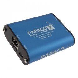 Moduł pomiarowy internetowy dwukanałowy Papouch 2TH_ETH PAPAGO zasilanie PoE, Modbus TCP, Ethernet, LAN, IP