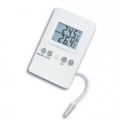 Termometr elektroniczny TFA 30.1024 z zewnętrznym czujnikiem przewodowym