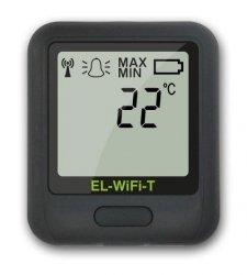 Rejestrator temperatury internetowy Corintech EL-WiFi-T+ data logger WiFi, IP, Ethernet