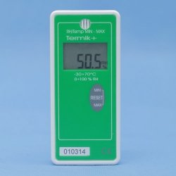 Termohigrometr przemysłowy TERMIKPLUS elektroniczny kieszonkowy