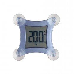 Termometr okienny TFA 30.1026 POCO elektroniczny max/min przyssawki