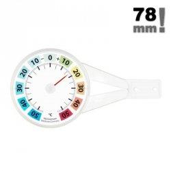 Termometr okienny TFA 14.6019 mechaniczny zewnętrzny przyklejany