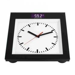 Waga łazienkowa TFA 60.3000 elektroniczna osobowa z zegarem wskazówkowym