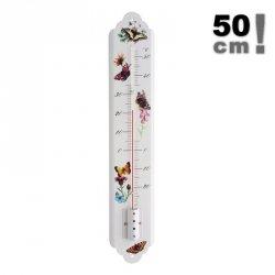Termometr zewnętrzny TFA 12.2050 cieczowy ścienny duży 495 mm