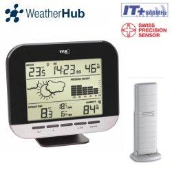 Stacja pogody bezprzewodowa TFA 35.1143 CONNECT WeatherHub