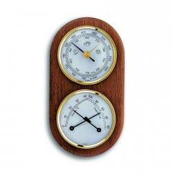 Stacja pogody tradycyjna TFA 20.1051 mechaniczna barometr ścienny