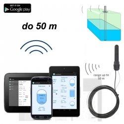 Miernik poziomu cieczy Navis LW-BLE-C bezprzewodowy do smartfona