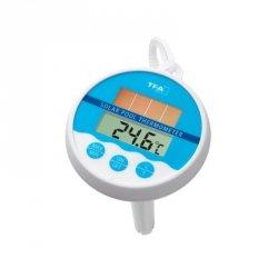 Termometr basenowy TFA 30.1041 elektroniczny do wody średnica 80 mm