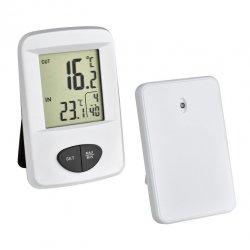 Termometr bezprzewodowy TFA 30.3061 BASE z czujnikiem zewnętrznym