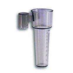 Deszczomierz plastikowyTFA 47.1000 manualny 40 mm tradycyjny