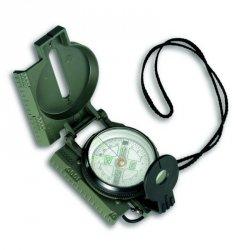 Kompas ręczny TFA 42.1004 turystyczny szkolny metalowy
