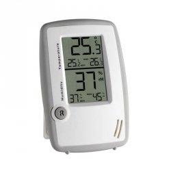 Termohigrometr domowy TFA 30.5015 elektroniczny wewnętrzny