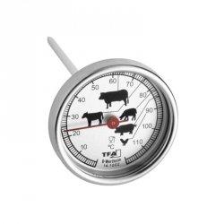 Termometr kuchenny TFA 14.1002 mechaniczny z sondą szpilkową do żywności 120 mm