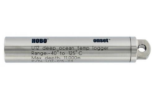 Rejestrator temperatury wody HOBO U12_015_003 głębinowy 11 km