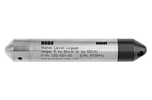Rejestrator temperatury i poziomu wody HOBO U20-001-01 do 9 m zanurzenia