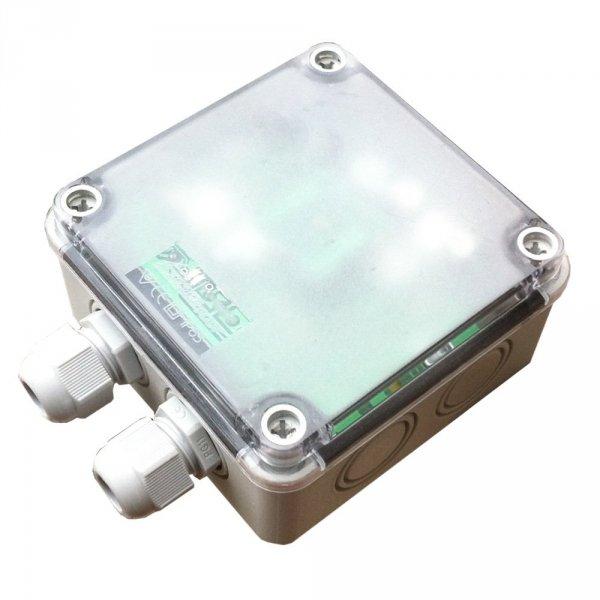 Sterownik solar tracker optyczny Edap ST108 paneli słonecznych na podstawie pozycji słońca