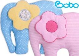 Słoń - poduszka przytulanka