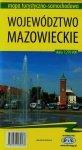 Województwo mazowieckie mapa turystyczno-samochodowa 1:270 000