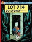 Przygody Tintina Tom 22 Lot 714 do Sydney