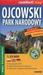 Ojcowski Park Narodowy mapa kieszonkowa 1:25000