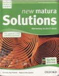 New Matura Solutions Student's Book Elementary