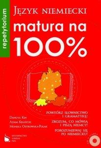 Matura na 100% Język niemiecki Repetytorium z płytą CD