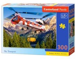 Puzzle Sky Transport 300