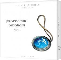 T.I.M.E Stories Proroctwo Smoków