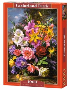 Puzzle 1000 A Vase of Flowers