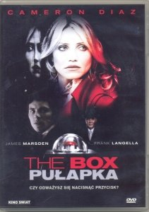 The Box Pułapka DVD