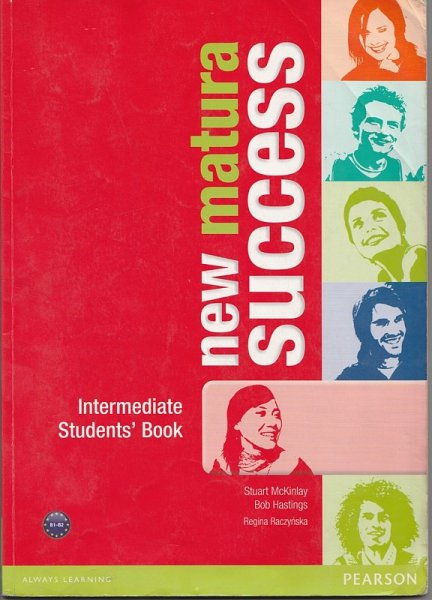 New Matura Success Student's Book Intermediate