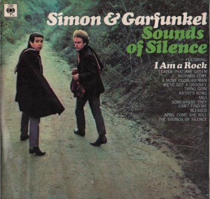 Simon and Garfunkel Sounds Of Silence