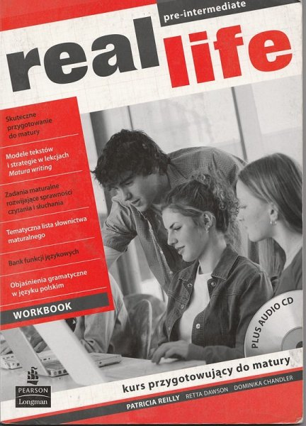 Real Life Workbook Pre-intermediate