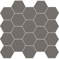 All in White/Grey Mozaika 30,6x28,2