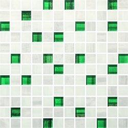 PARADYŻ laterizio mozaika cieta mix k.2,3x2,3   29,8x29,8 g1 szt.