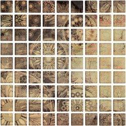 CERAMIKA KOŃSKIE ottavio glass mosaic 25x25 g1 szt.