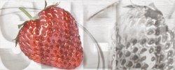 CERAMIKA KOŃSKIE napoli fruit 2 inserto 20x50 g1 szt.