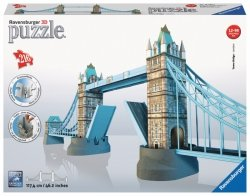 Ravensburger Puzzle 3D 216 el. - TOWER BRIDGE