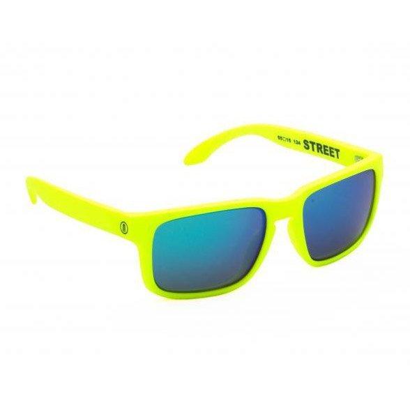 Neon Street (yellow fluo/blue)