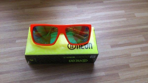 Neon Ride (orange fluo/green)
