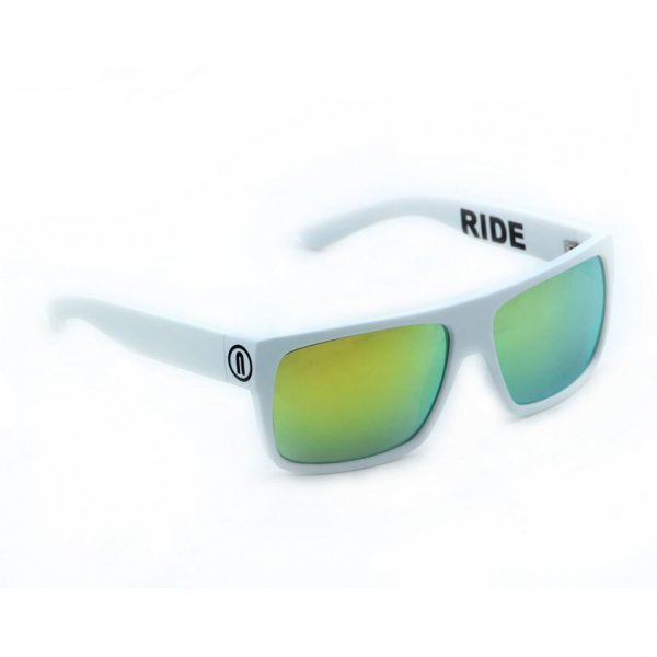 Neon Ride (white/gold)