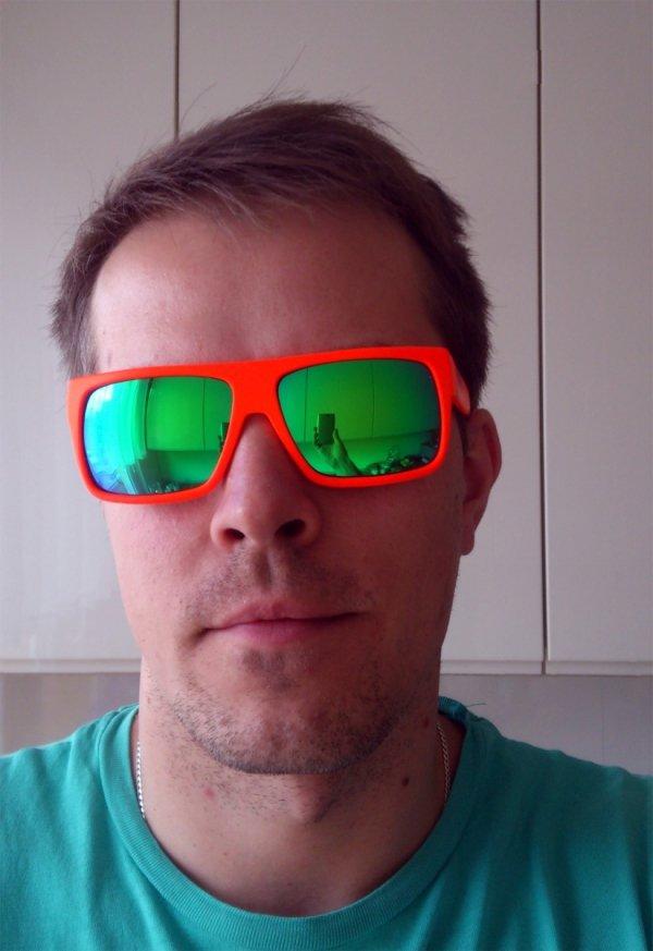Neon Ride (green fluo/green)