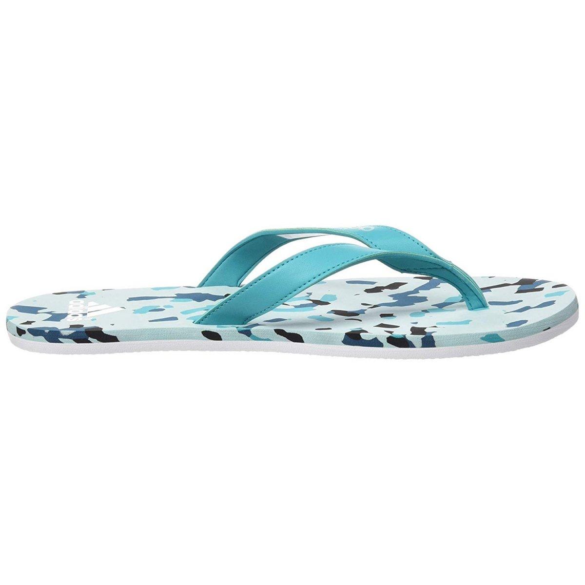 7640b20a64e8 Details about ADIDAS EEZAY MARBLED Mens Thong Flip Flops Sliders Water Beach  Sandals S78077