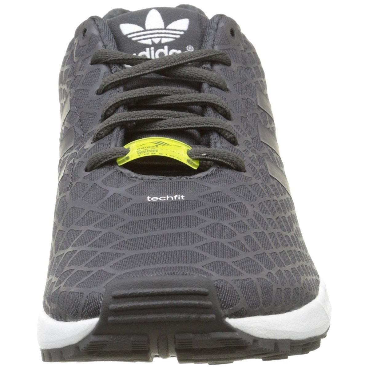 3adcec98ddfdf Details about ADIDAS ORIGINALS ZX FLUX TECHFIT Men Snaekers Athletic Shoes  S75488
