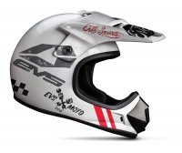 KASK EVS JUNIOR T3 FURY MATTE WHITE