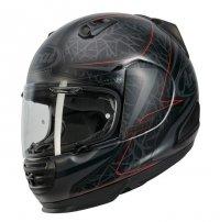 Arai Rebel kask motocyklowy Sting Red (grafika) czerwono-czarny